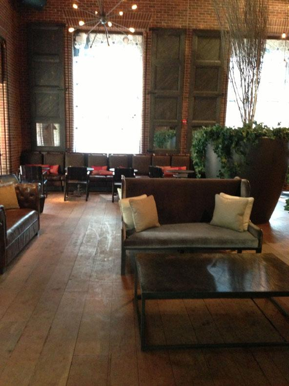Hudson, NY Common Restaurant