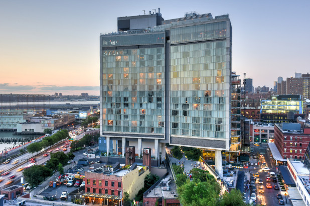 The Standard Hotel Highline